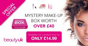 The Mystery Make-Up Box